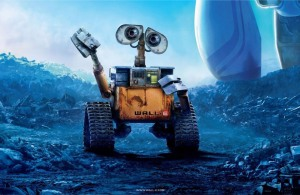At least 9 is trying to save the world.  Wall-E just cleaned up our trash